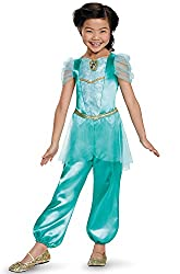 Disguise Jasmine Classic Disney Princess Aladdin Costume