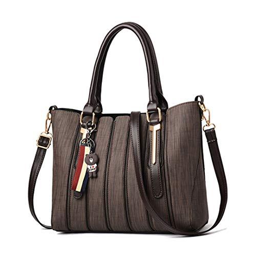 noir pour le café noir d'hiver sac de Bags Lengthx50cm Sacs à bandoulière Shopping 30cmxmax Designer RvXnqzUYxw
