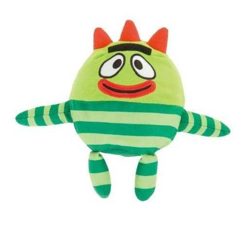 Yo Gabba Gabba Brobee Silly Heads - Green]()