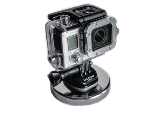 The Accessory Pro® Magnetic Mount compatible with all GoPro® cameras - Magnet Mount - 100+ mph speed
