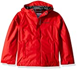 Columbia Boys' Little Watertight Jacket, Bright Red, X-Small
