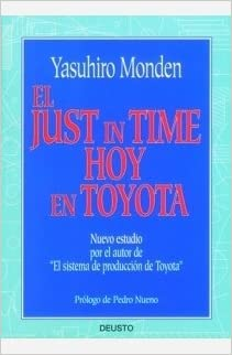 Just in Time Hoy En Toyota, El (Spanish Edition)