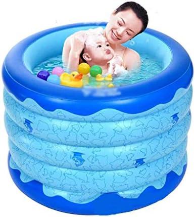 ZJHDX プラスチック折りたたみバケツ風呂、ホームSPA入浴を浸し大人シンプルな子供のインフレータブルポータブルバスタブ
