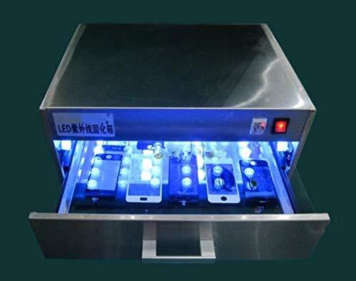 Amazon.com: Gowe cajón Tipo Curado Uv Caja máquina con ...