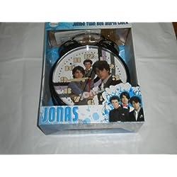 Disney Jonas Jumbo Twin Bell Alarm Clock