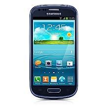 Samsung I8200 Galaxy S III Mini VE 8GB Unlocked Import Smartphone, Blue