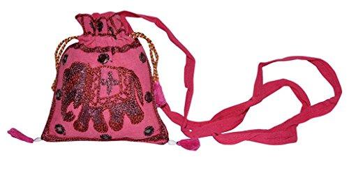 Designer Damenmode Jhola Tasche