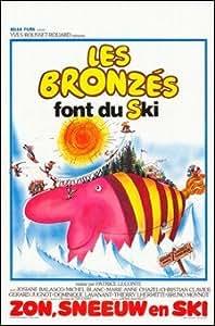 Les Bronzs font du ski PREMIUM GRADE Rolled CANVAS Art Print Unknown 11x17