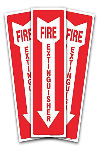 B-500 Extinguisher /With Fire