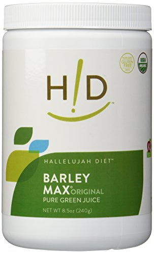 BarleyMax 8 5 Powder Hallelujah Acres product image