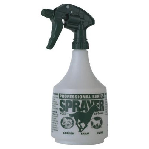 Little Giant  Professional Sprayer Bottle with Green Equine (Horse Insecticide)