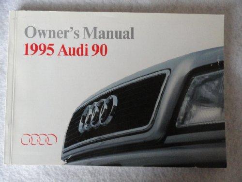 1995 Audi 90 Quattro Owners Manual ()