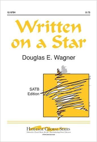 Book Written on a Star (Educational Octavo, SATB)