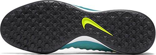 Nike 844417-375, Botas de Fútbol para Hombre Azul (Rio Teal / Volt / Obsidian / Clear Jade)