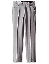 Isaac Mizrahi Big Boys' Slim Wool Blend Slim Pant