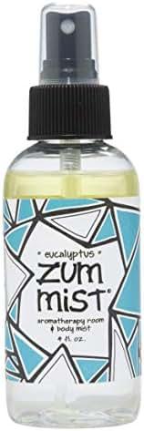 Zum, Body Mist Eucalyptus, 4 Fl Oz