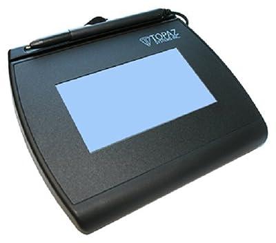 Topaz T-LBK755SE-BHSB-R SignatureGem LCD 4x3 Dual Serial/USB Backlit from Topaz systems