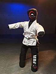 Fuji Grappling Throwing Dummy for Judo, BJJ, Wrestling and MMA - Unfilled - Standing or Kneeling