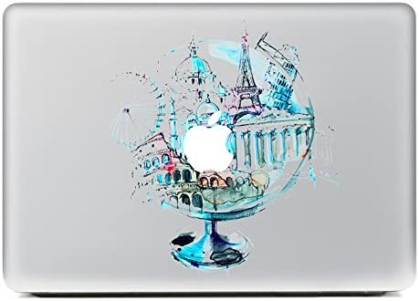 GTNINE MacBook Stickers Decorative Removable
