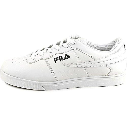 Fila Mens Vulc 13 Sneaker Bianco, Bianco, Castlerock