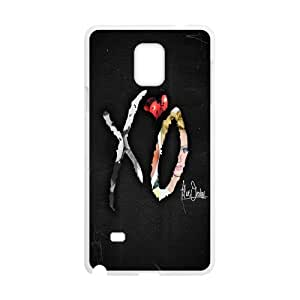 Custom Case The Weeknd Xo for Samsung Galaxy Note 4 N9100 B3H3938045