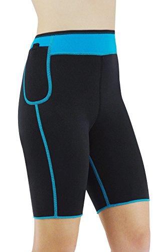 Ausom Womens Hot Shaper Thermo Neoprene Slimming Pants Yo...