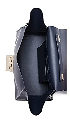 ZAC Zac Posen Women's Eartha Soft Top Handle Bag with Floral Strap