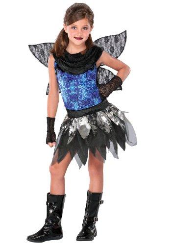 Seasons - Twilight Fairy Child Costume - Medium (8-10)