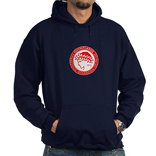 fan products of CafePress - Olympiacos Hoodie - Pullover Hoodie, Classic & Comfortable Hooded Sweatshirt