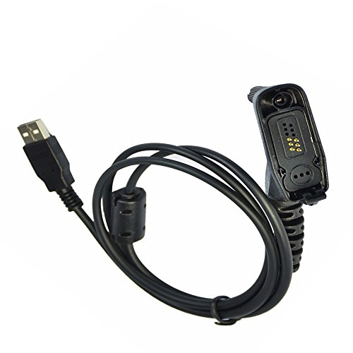 Walkie Talkie USB Programming Cable for Motorola MotoTRBO
