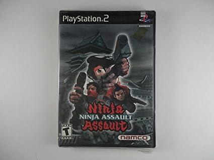Amazon.com: Ninja Assault with Guncon2: Video Games