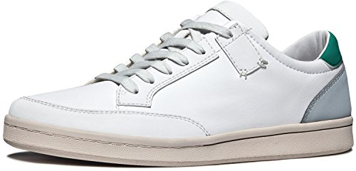 Al S213 Clw 275 Archive Label Mens Urban Faux Leather Fashion Sneakers S213