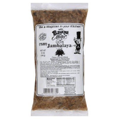 Bayou Magic Mix Cajun Jambalaya 12 oz (Pack Of 12)
