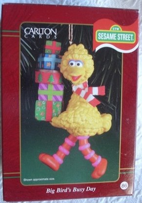 Sesame Street 'Big Bird's Busy Day'