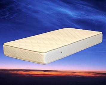 Amazon.de: pocketvering matras met koudschuim en traagschuim 21cm
