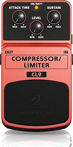 - BEHRINGER COMPRESSOR/LIMITER CL9