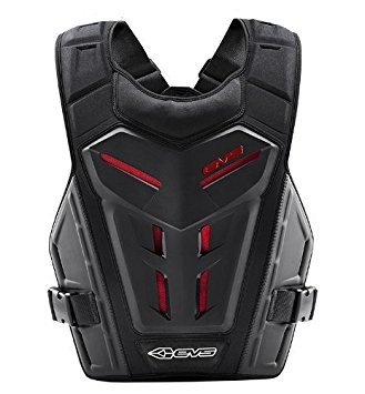 Impact Roost - EVS Sports REVO 4 Roost Guard (Black, Small/Medium) Size: Small/Medium Color: Black, Model: 412305-0310, Car & Vehicle Accessories / Parts