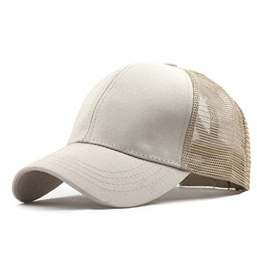 (Cuekondy Outdoor Sun Cap Unisex-Adult Casual Mesh Back Cap Breathable Quick Dry Athletic Trucker Hat Baseball Cap)