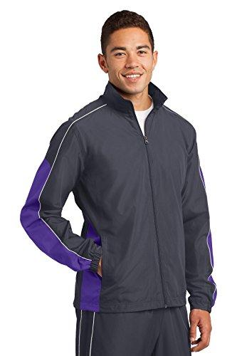Uomo Purple tek Sport White Multicolore Grey Giacca Graphite wEdq8qUz