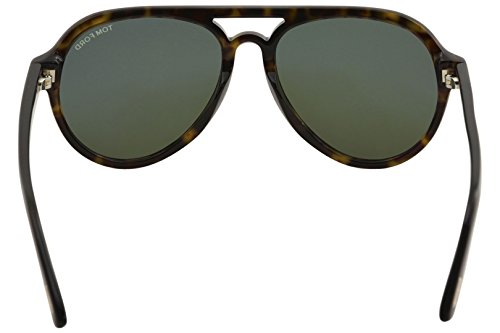Sonnenbrille Havanna FT0596 Ford Tom Dunkel f5qZP4U
