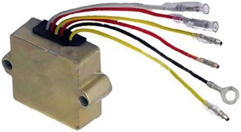 1980-1989 Mercury Wiring Harness 96219A8 96219A5 96219A2 35 40 HP 2 Cylinder