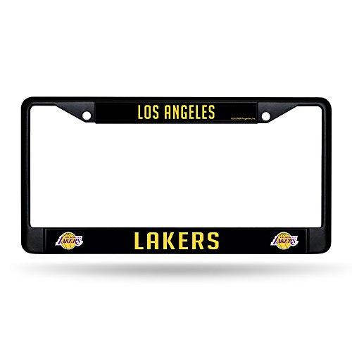 Los Angeles Lakers Chrome Frame (Black)