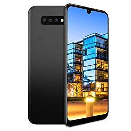Unlocked Cell Phones, s10pro 3G (WCDMA:850/2100) Android Smartphone, 6.26inch IPS Full-Screen, 3G Dual SIM,2GB RAM 16GB ROM, Android 7.0 MTK6580 Quad Core,3800mAh(Apply to T-Mobile) Black