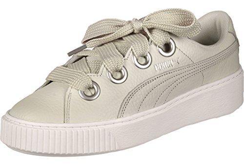 W Chaussures Puma Lea Platform Beige Kiss qvw0P01WgB