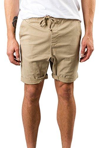 Rusty Mens Swimwear (Rusty Mens Hooked On Elastic Shorts 40 Fennel)