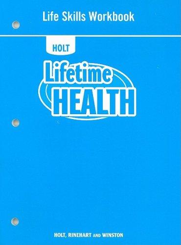 Lifetime Health: Life Skills Workbook