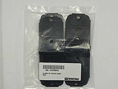 Genuine Whiting part# 8654 roll up door center hinge, pack of 4