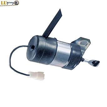Amazon.com: Kubota Denso Stop Solenoid 052600-1001 ...