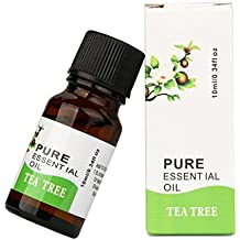 Mitsutomi Aromatherapy Top Essential Oils, Highest Quality, Peppermint/tee Anti-bacterial, Antiseptic, Calming, Rejuvenating, Relaxing, Soothing (B)
