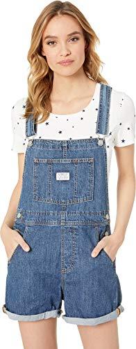 Levi's Women's Vintage Shortalls, Short Cut, X-Large (Vintage Levis Shorts)
